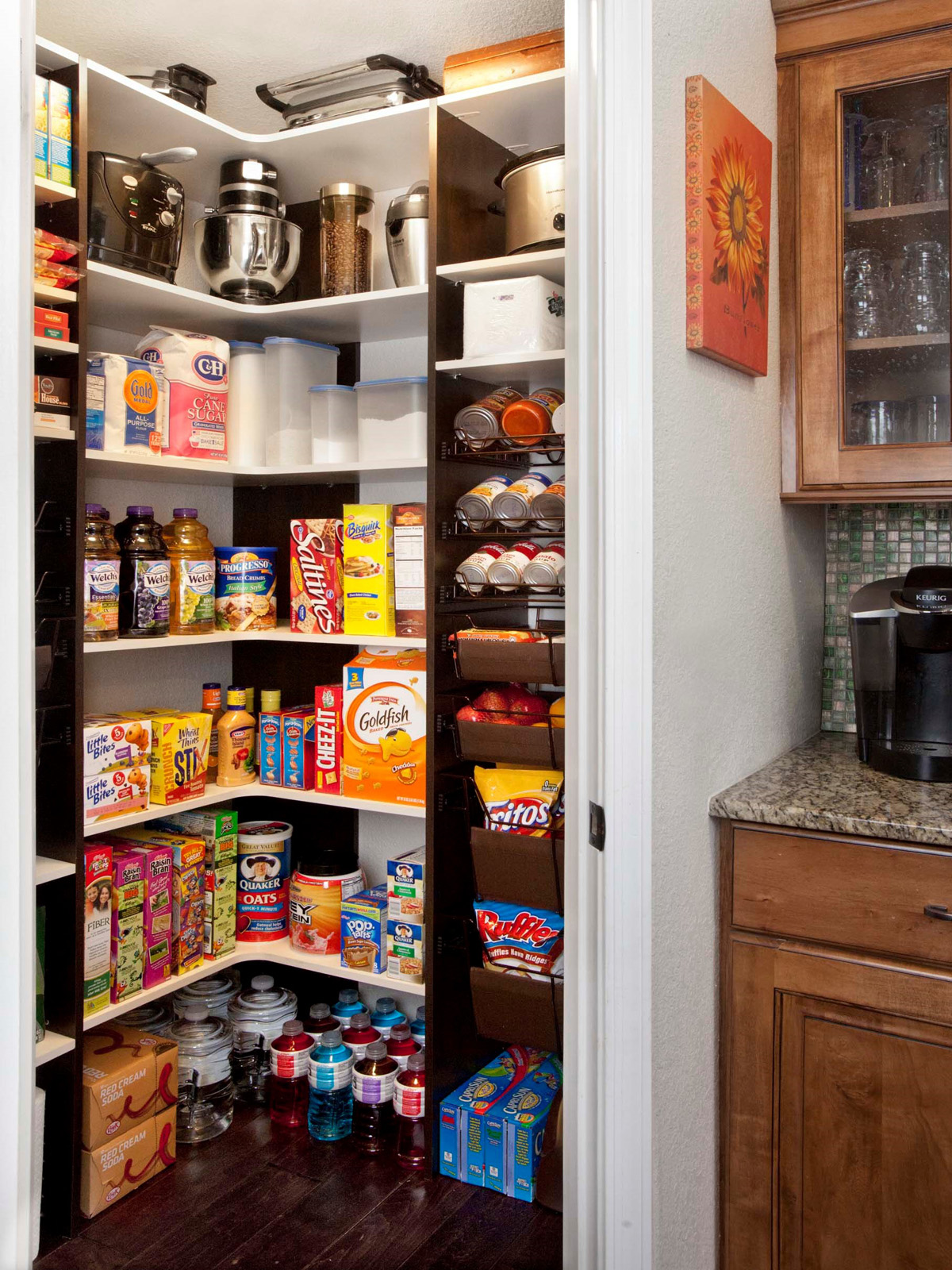 Pantry Storage Solutions Traverse City